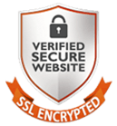 Verified Secure Website SSL Encrypted